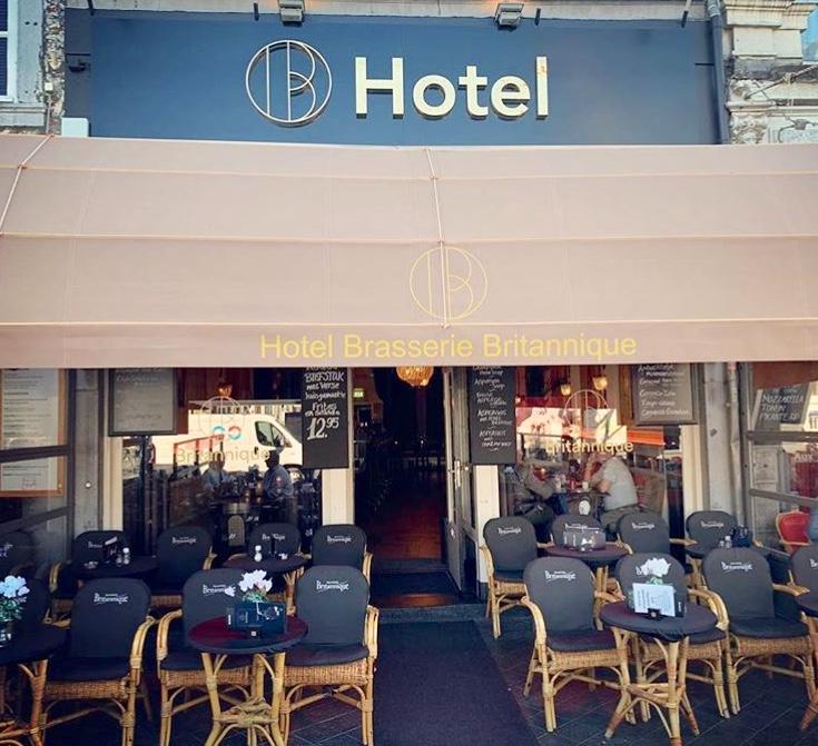 Hotel Brasserie Britannique Maastricht