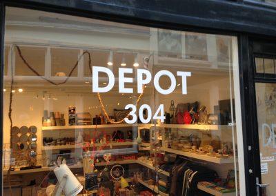 Depot 304 gadgetstore Amsterdam